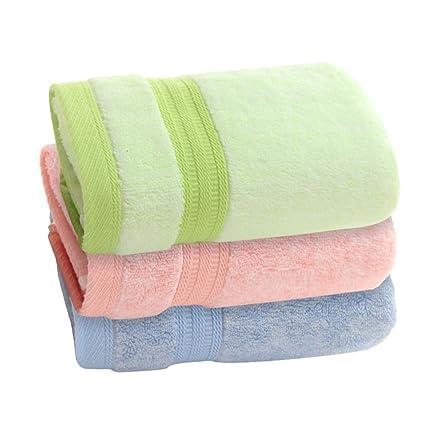 zhuhaitf Fashion 3 x grosor de lujo grande de algodón suave juego de toallas de ducha