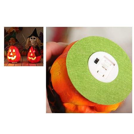 Amazon.com: Sharon Iglesia Halloween Hueco Brillante ...