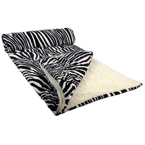 Il Coccolo Plaid.Storepoint Coperta New Coccolo Plaid Zebrato Zebra Il