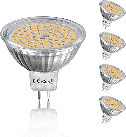 LED MR16 GU5.3 Bulb 5W Warm White 3000K