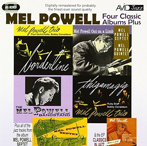 MEL POWELL / POWELL - FOUR CLASSIC ALBUMS PLUS