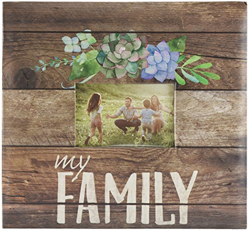 (MCS MBI 13.5x12.5 Inch Family Theme Scrapbook Album with 12x12 Inch Pages (860128))