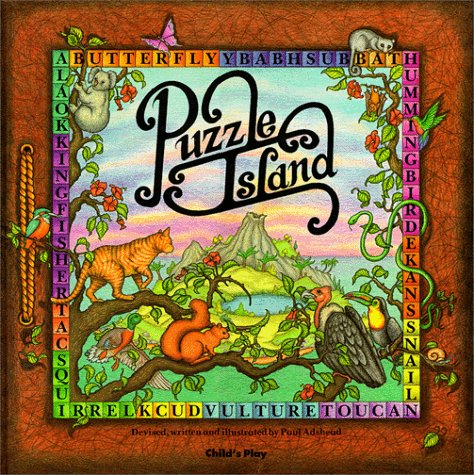 Puzzle Island (Child's Play Library) by Childs Play Intl Ltd
