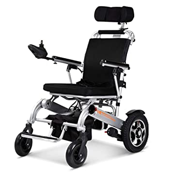 b215eef0724 Electric Wheelchair Elderly Disabled Car Elderly Intelligent Automatic  Portable Scooter Multifunctional Folding