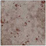 Gore Stained Flats Wargaming Play Mat – 36x36 Inch Table Top Roleplaying and Miniature Battle Game Mat Great for Warhammer 40k Star Wars Minis Warmachine Polyester with Anti-Slip Rubber Backing