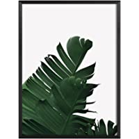 dragonaur Simple leaves Picture Wall Art painting Home Decor
