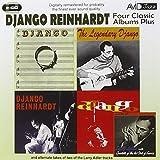Django Reinhardt: Four Classic Albums Plus