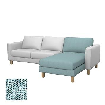 Soferia - IKEA KARLSTAD Funda para chaiselongue Unidad de ...