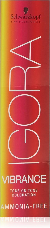 Schwarzkopf Professional Igora Vibrance 4-66 Ammonia Free Tinte - 60 ml