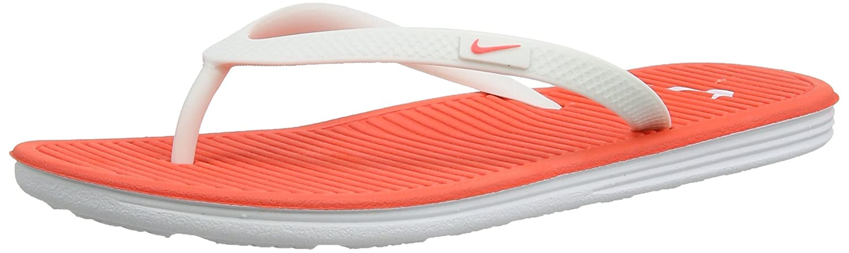 sale retailer 3e9a8 4a7e5 Nike Solarsoft Thong II, Tongs Femme  Amazon.fr  Chaussures et Sacs