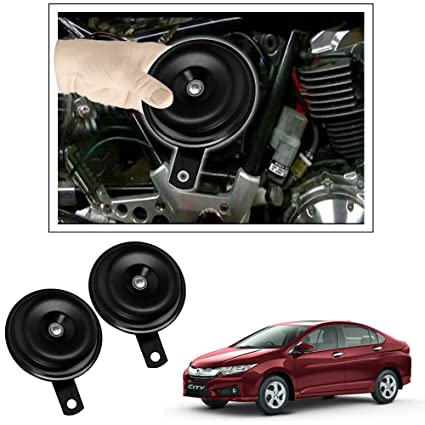 Loud Car Horn >> Vheelocityin Original Uno Minda Black Current Loud Car Horn