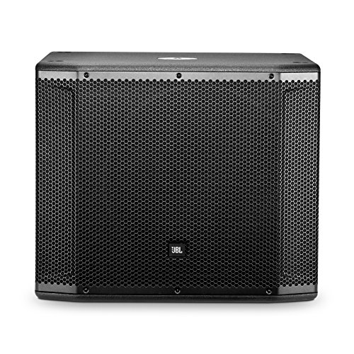 JBL SRX818SP Portable 18'' Self-Powered Subwoofer System by JBL Professional