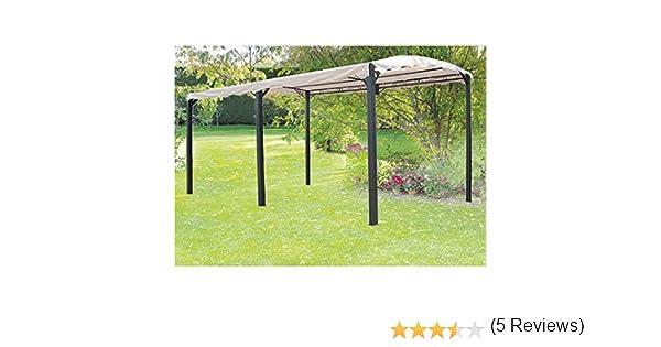 Provence Outillage 04766 - Tela de Recambio para pérgola, Color Beige: Amazon.es: Jardín
