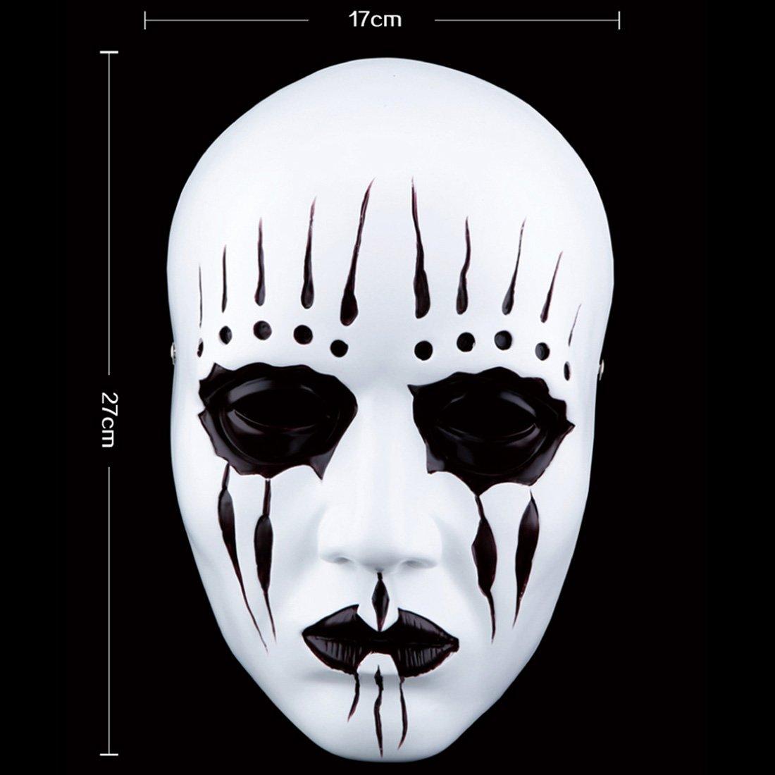 YUFENG Slipknot Joey Mask Collectible