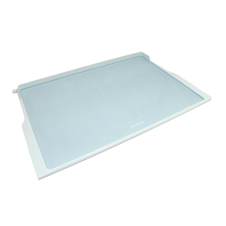 Bosch Fridge Freezer Glass Shelf & White Trim
