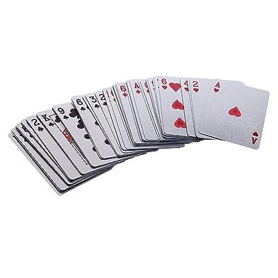 Baoblaze Jeux de Cartes de Poker en Plastique Professionnelle Imperméable ( 4 Style ) - # 3
