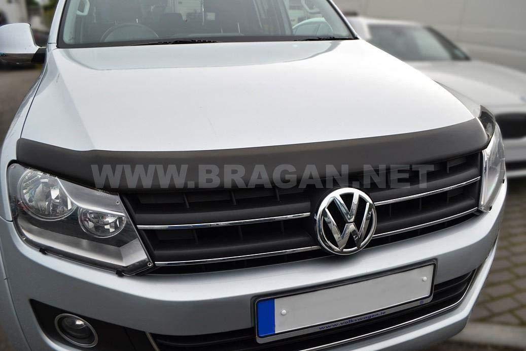 Bragan BRAH410413 SUV 4x4 Van Bonnet Guard Shield Protector Smoked Tinted Transparent Acrylic Fitting Kit