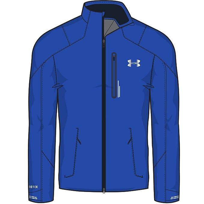 Under Armour Mens Gore-Tex Storm Tips Jacket Mens Bright Royal XL Mens Bright Royal XL: Amazon.es: Ropa y accesorios