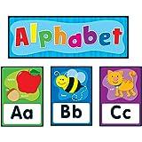 Carson Dellosa Alphabet Bulletin Board Set (119004)