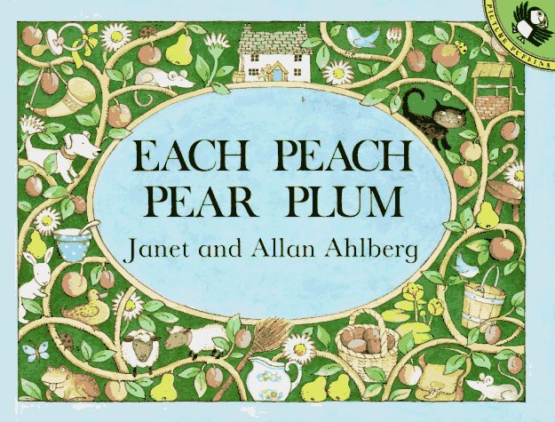 Each Peach Picture Puffin Books product image