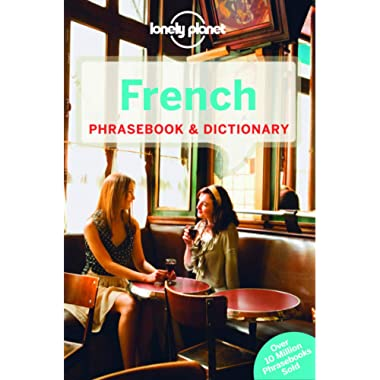 Lonely Planet French Phrasebook & Dictionary