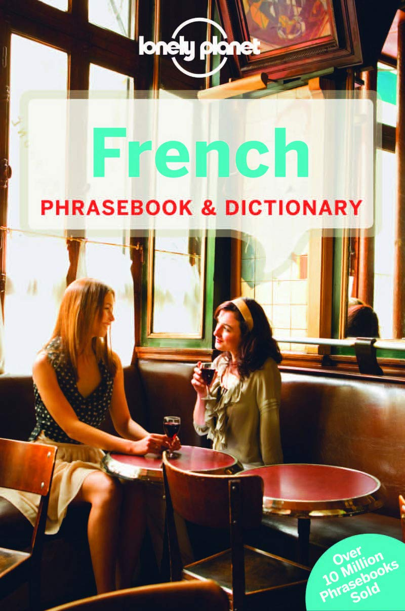 Lonely Planet French Phrasebook & Dictionary: Lonely Planet, Michael Janes,  Jean-Bernard Carillet, Jean-Pierre Masclef: 9781743214442: Amazon.com: Books