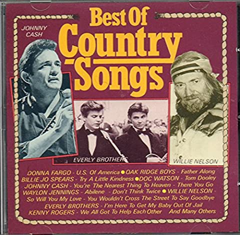 Best of Country Songs (Willie Nelson Patch)