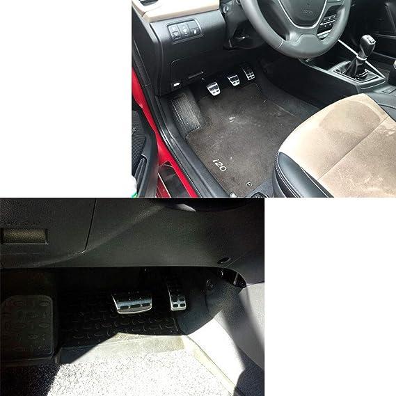 Pedal de Freno de Coche Pedal de Freno de automóvil Accesorios de Almohadilla manuales/automáticos: Amazon.es: Deportes y aire libre