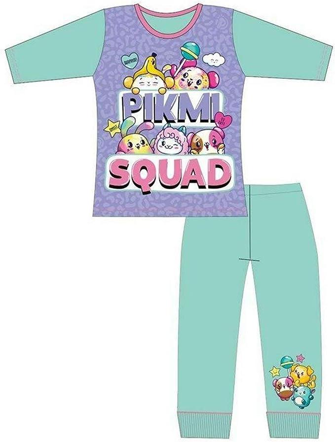 TDP Kids Boys Spiderman Nightwear Pyjamas Pjs Set