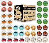 #10: K-Cup Flavored Variety Sampler, Keurig Single-Serve Coffee, 40 Count
