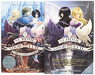 book cover of School for Good and Evil 2-Book Box Set