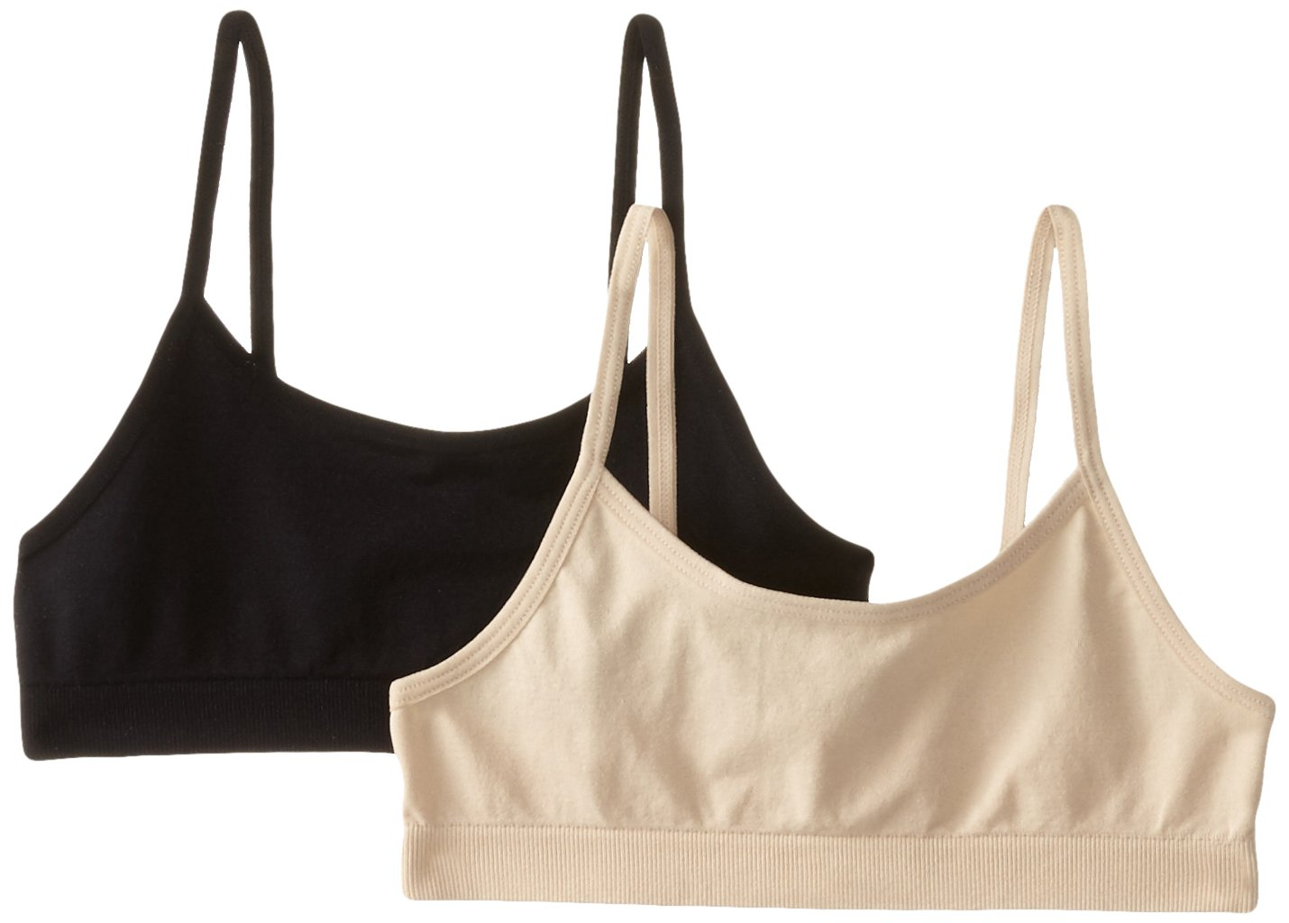 Trimfit Girls Big Seamless Crop Top (Pack of 2) trimfit Girls 7-16 98000