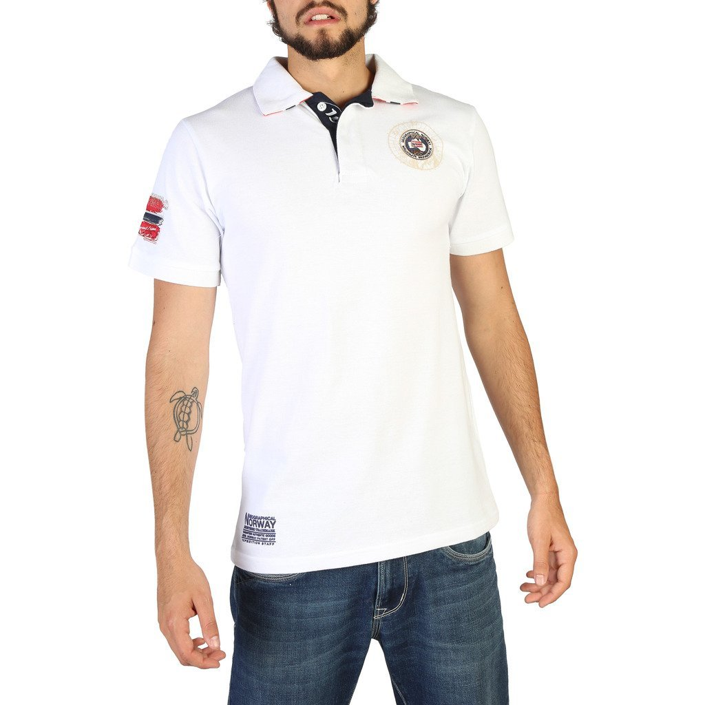 Geographical Norway Polo Kaytoo_man Hombre Color Blanco talla: XL ...
