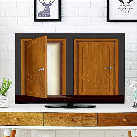 Philiphome Protect Your TV - Pizarra Vintage de Corte inglés de Carne de Vacuno. EPS Vector Protect Your TV W19 x H30 Pulgadas/TV 32 Pulgadas: Amazon.es: Hogar