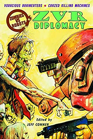 book cover of Zombies Vs Robots: Diplomacy