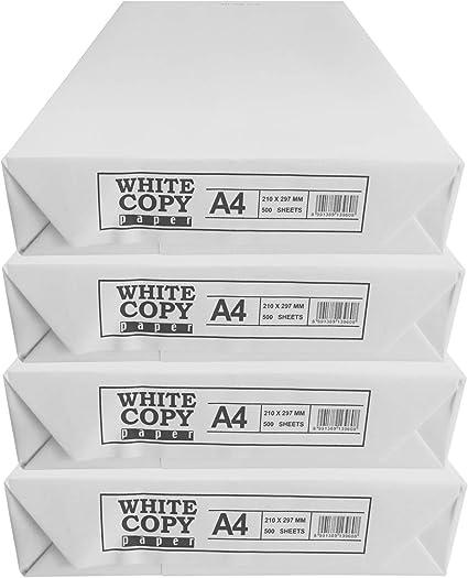 OFFICE Partner - Papel universal (DIN A4, 80 g/m²), color blanco ...