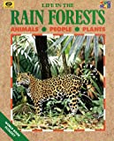 Life in the Rain Forests, Lucy Baker, 0716652056