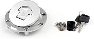Artudatech Fuel Gas Tank Cap Keys For H-o-n-d-a CBR600RR CBR1000RR CBR600F4/F4i CBR929 CBR954