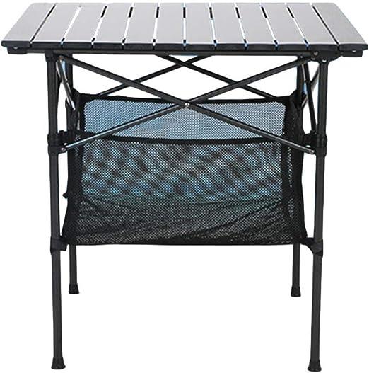 Xyanzi mesas Plegables Mesa de Camping, Mesa de Picnic Plegable de ...