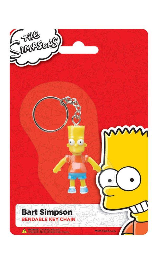 Los Simpsons Bart 393.202 Bendable llaveros 2.5 - Caja de 12https://amzn.to/2QpMkkN