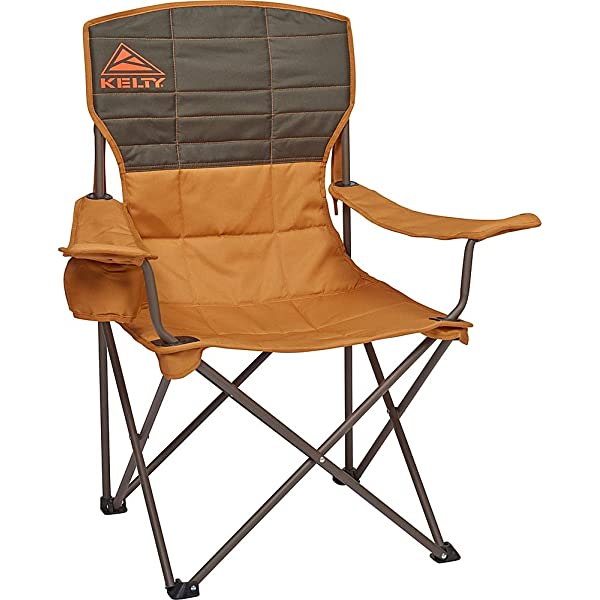 Kelty Loveseat Camping Chair Camping and Beach Days Folding Double Camp Chair for Festivals