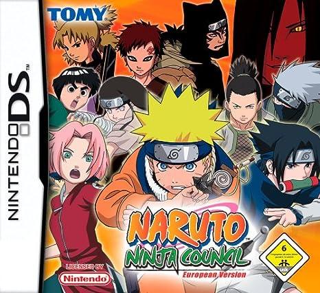 Naruto - Ninja Council (European Version) [Importación ...