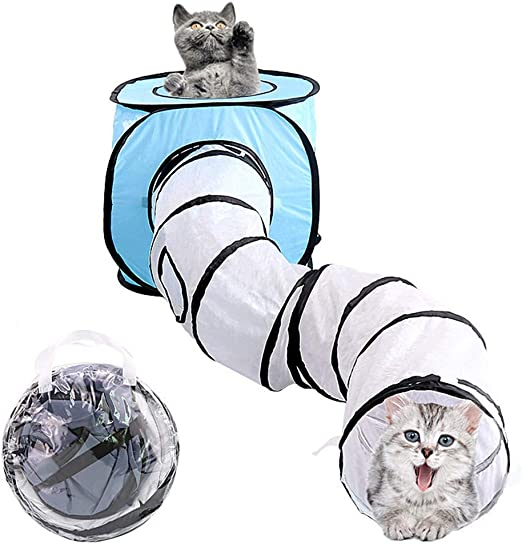 DC CLOUD Cosas para Gatos Juguetes para Gatos para Entretenimiento ...
