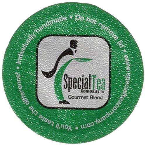 Special Tea Stress Blocker Herbal Tea Single Serve Cups, 30 Gram