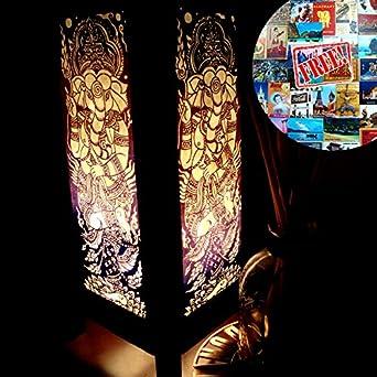 Ganesh culto la India hindú hecha a mano Asia Oriental mesa ...