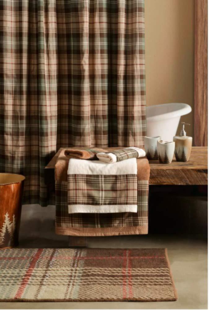 Cowgirl Kim Huntsman Shower Curtain