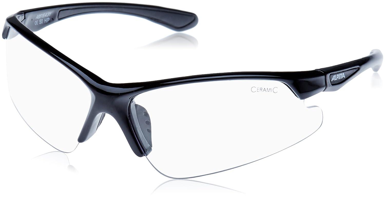 e27c6b6e7c ALPINA Special Models Levity Sunglasses Black One Size  Amazon.co.uk  Sports    Outdoors