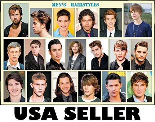 salon posters of hairstyles