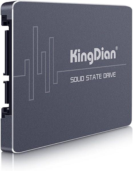 KingDian 240 GB velocidad de lectura/escritura: 560/422mb/S SATA3 ...