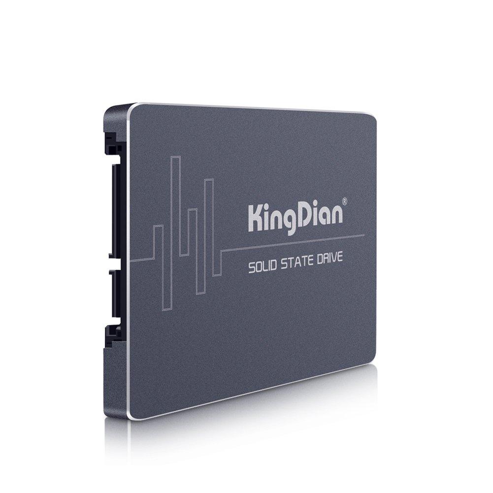 KingDian Internal Solid State Drive SSD for Desktop PCs Laptop Medical Servers (240GB High) KDS280240GB
